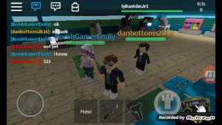 Me and my new followres roblox denis tycoon
