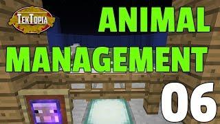 TekTopia S4: Episode 6 - ANIMAL MANAGEMENT