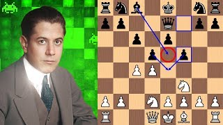 Capablanca and the Space Invaders