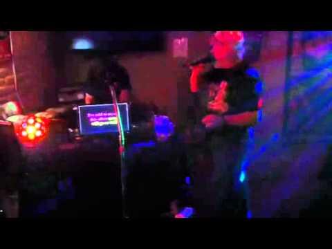 Mel sings for karaoke