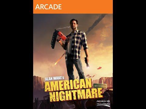 ALAN WAKE'S AMERICAN NIGHTMARE GAMEPLAY  