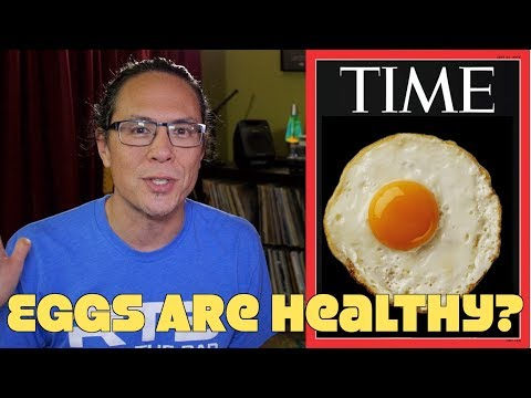 Maybe We Do not Need to bother about Cholesterol in Eggs In The End