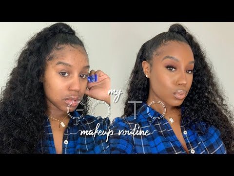 """MY FLAWLESS """"GO TO"""" MAKEUP ROUTINE