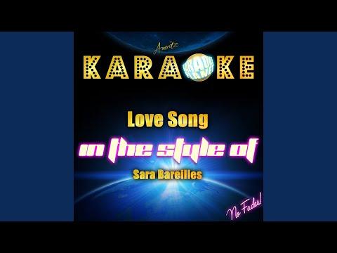Chasing the Sun (In the Style Sara Bareilles) (Karaoke Version)