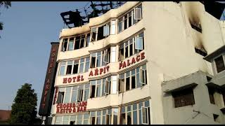 Low night temperature averted building collapse: Crime Branch on Arpit Palace fire