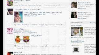 COMMENT RECUPERE SON ANCIEN THEME DE FACEBOOK TUNISIA-MIX.COM