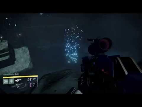 Destiny - How to Beat the Vanishing Floor
