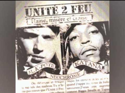 Unité 2 Feu feat. Nysay - Essonne // Hauts-de-Seine connexion