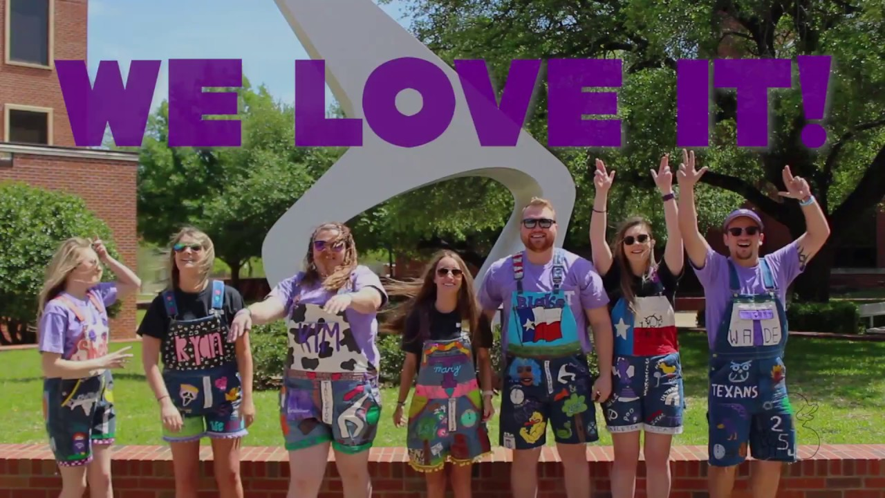 00ebe6811a946 Get ready for Duck Camp 2017! Tarleton Student Affairs
