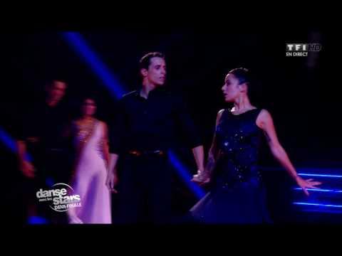 DALS S04 - Un fox-trot avec Alizée et Grégoire Lyonnet sur ''Somewhere only we know'' (Keane)