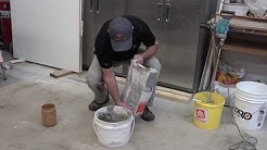 How To Mix Thinset Mortar For Tile