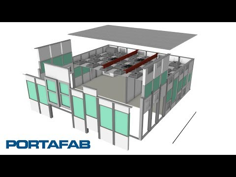 Cleanroom Construction Simplified - Modular Clean Room Design