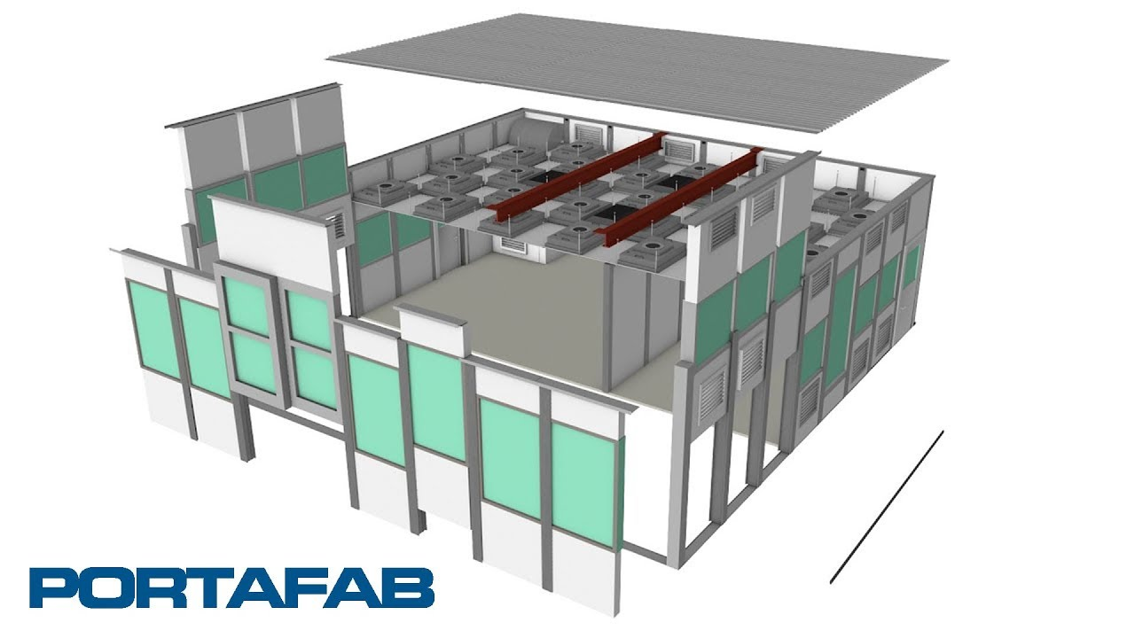 Cleanroom Construction Simplified - Modular Clean Room ...