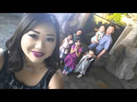 San Jose Aquarium Family Trip 2016