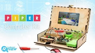 รีวิว Piper Computer Kit ชุดประกอบคอมพิวเตอร์ด้วยตนเอง พัฒนาทักษะความรู้ด้านคอมพิวเตอร์