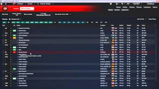Football Manager 2013   Arsenal Let's Play S02 E02