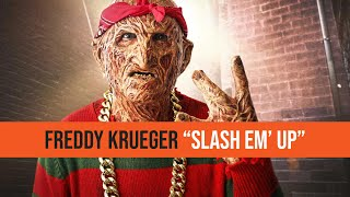 "FREDDY KRUEGER - OFFICIAL ""SLASH"