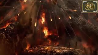 تلاوة قمة الروعة لسورة القيامة بصوت عبد الباسط عبدالصمد رحمه الله // فيديو معبر HD