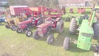Clinton Tractor Auction 4 15 17