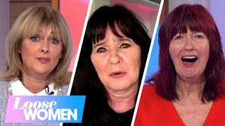Coleen Saved Items From Her Marriages For Her Kids \u0026 Janet Keeps Photos Of Her Exes   Loose Women