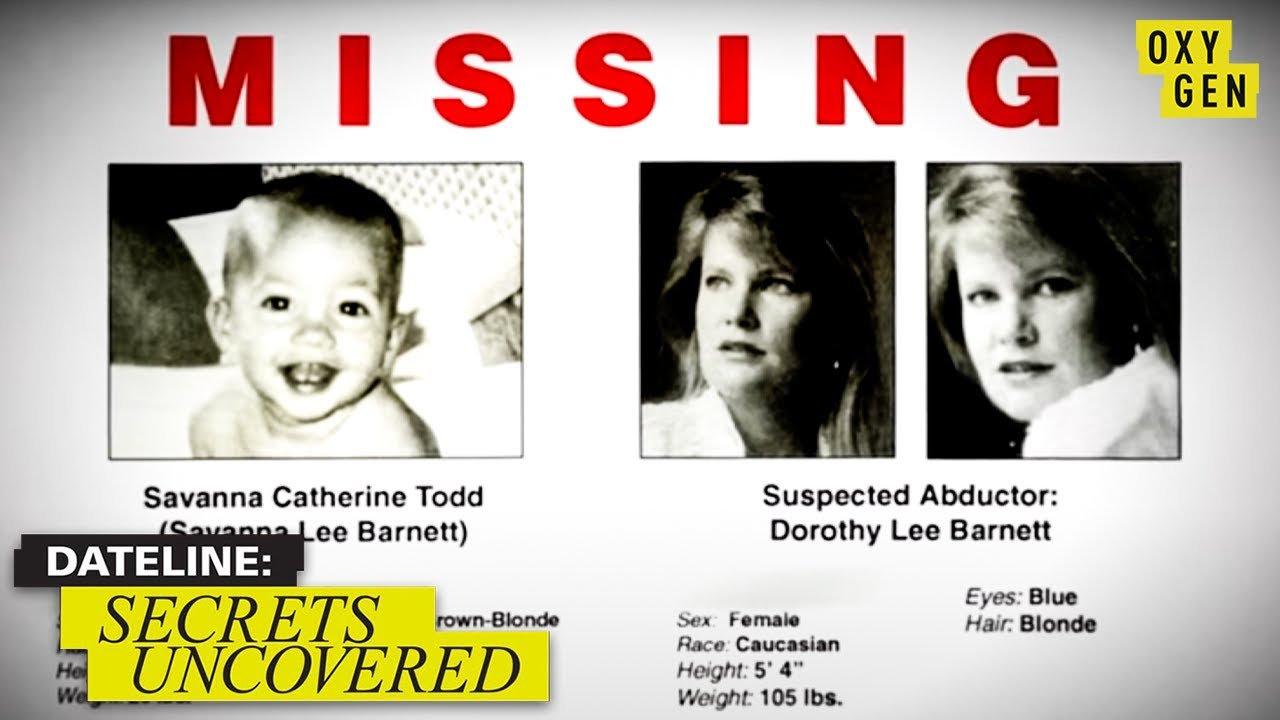Mother and Daughter Disappear Without a Trace   Dateline   Oxygen