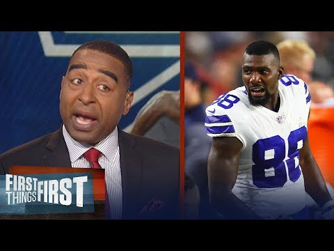 Cris Carter weighs in on the Dallas Cowboys releasing Dez Bryant   FIRST THINGS FIRST