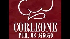PIZZAPERJANTAI! PIZZA: nro 17: DON CORLEONE, Pizzeria Corleone, Oulu