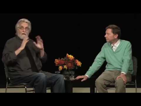 Neale Donald Walsch & Eckhart Tolle together