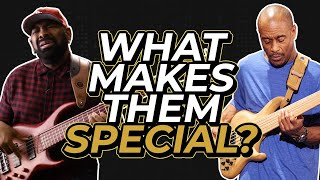 The SECRET of The Greatest Gospel Bassists