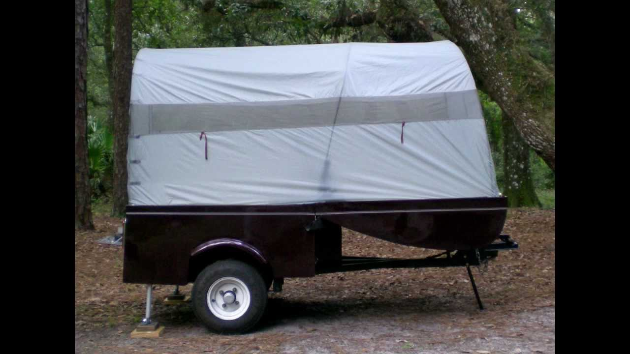 & Camping Trailer2.mp4 - YouTube