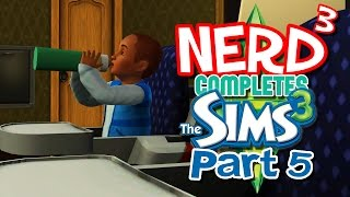 Nerd³ Completes... The Sims 3 - 5 - Wingardium Leviosa(He's Back. Game Link: http://store.steampowered.com/app/47890/ Nerd³ Site: http://nerdcubed.co.uk Nerd³ Patreon: https://www.patreon.com/nerdcubed End ..., 2017-03-07T19:00:04.000Z)