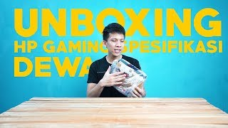 UNBOXING HP GAMING SPEK DEWA ! - MAIN SEMUA GAME BERAT SETTINGAN ULTRA MULUS ! FT. jillywosy 2.0