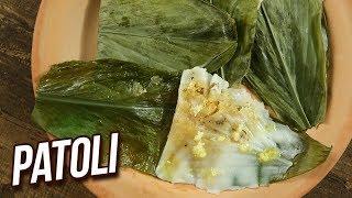 Patole Recipe - How To Make Patoli At Home - Maharashtrian Sweet Recipe - Varun - Rajshri Food