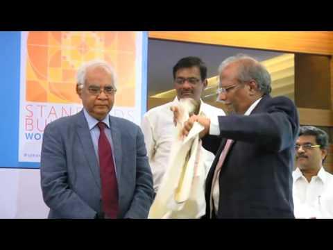 World Standards Day - 2016 at Chennai - Full Program - Part 1