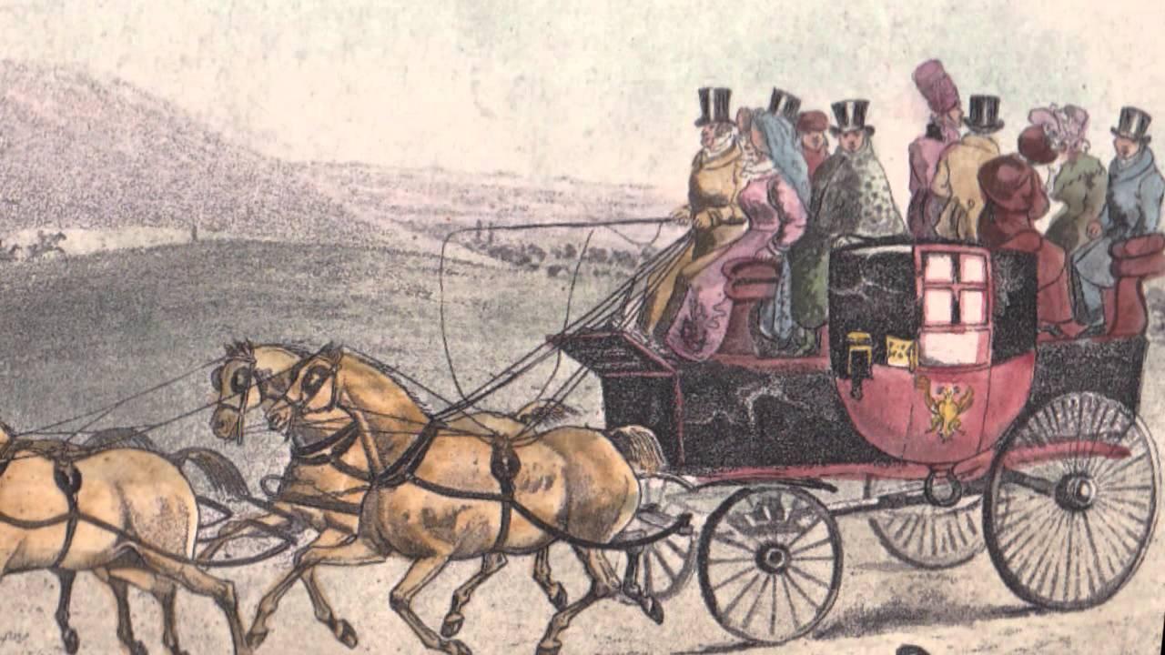 The Evolution Of Land Transportation