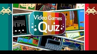 QUIZ (Video Game Trivia Quiz 2016)