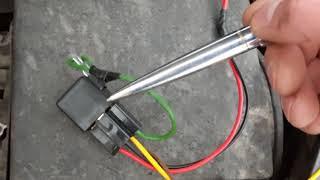 Как подключить дхо от генератора: как подсоединить ходовые огни видео