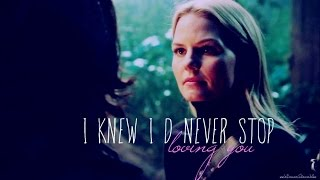Emma + Regina //  i knew i´d never stop loving you (Swan Mills Family)