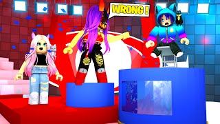 Don't Guess The Wrong Answer Challenge   Roblox Scam Master Ep 44