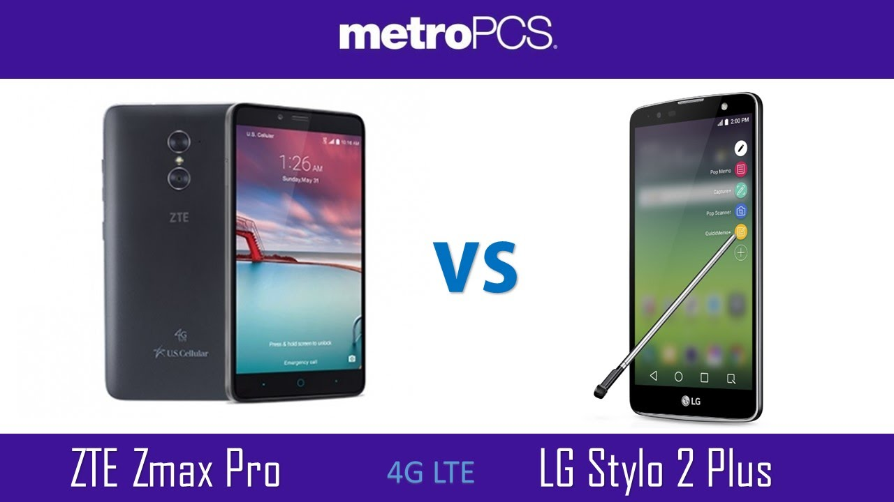 zte zmax 2 vs zte zmax pro your thoughts