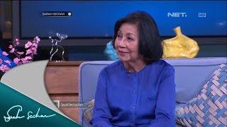 Maria Oentoe Pernah Diminta Almarhumah Ibu Tin Soeharto Mengisi Suara untuk TMII