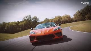 Tucar: promo video Corvette C8