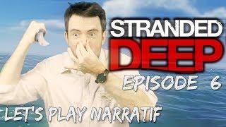 Let's play Narratif sur le jeu Stranded Deep, en alternance (quand ...