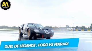 LE MANS 66 : duel de légende entre Ford et Ferrari aux 24 du Mans 66