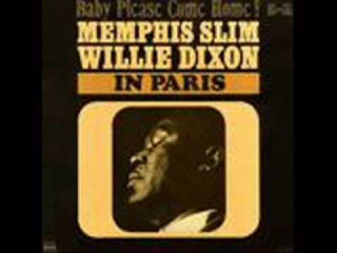 Memphis Slim & Willie Dixon How Come You Do Me Like You Do