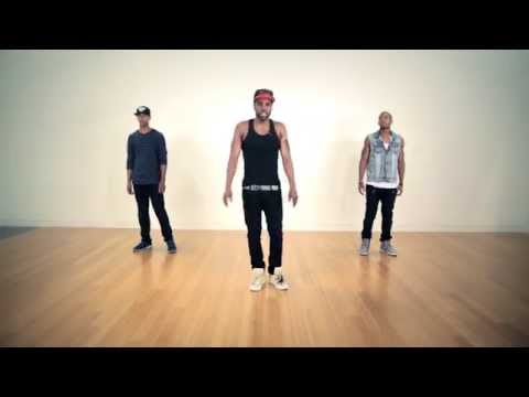 Jason Derulo  The Other Side Dance Tutorial PART 1