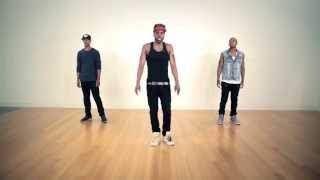 "Jason Derulo - ""The Other Side"" Dance Tutorial PART 1"