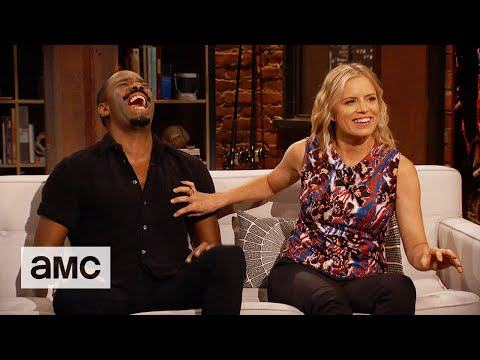 Talking Dead: 'Accidental Grabbing'  Highlight  Ep. 625