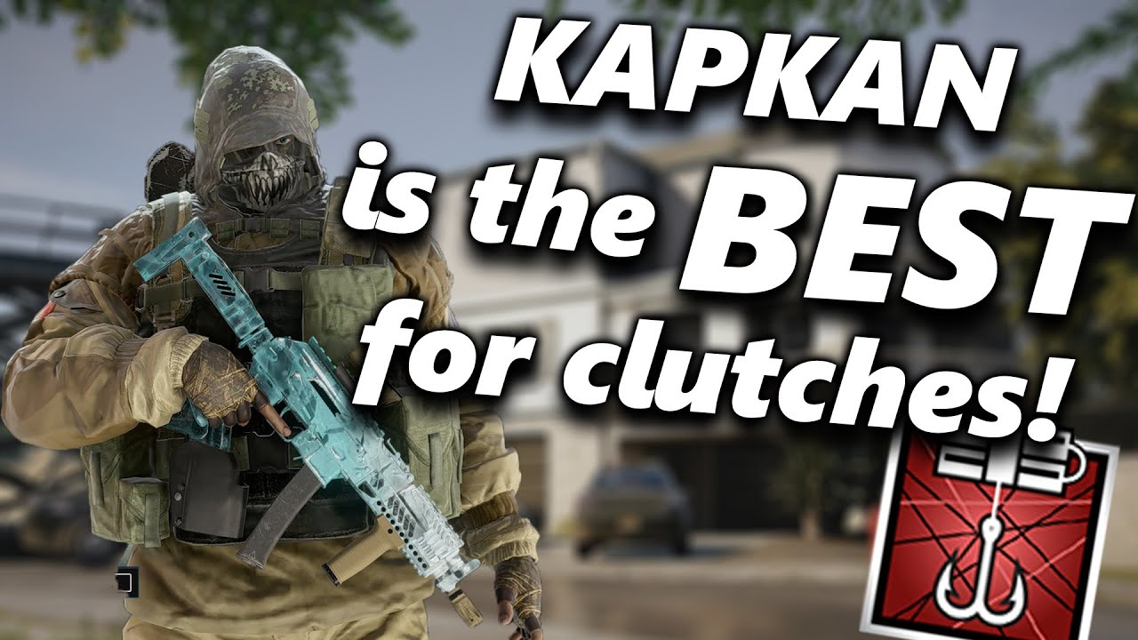 Download Kapkan is the *BEST* for clutches! - Rainbow Six Siege