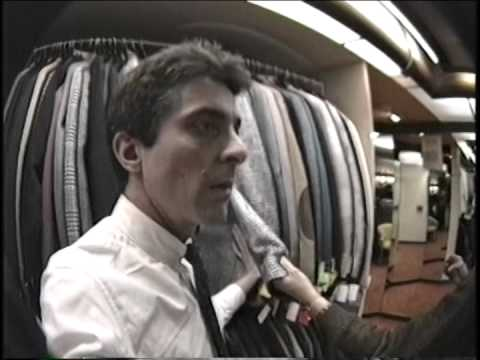 Nelson Sullivan's mother buys him clothes in Columbia SC in 1989